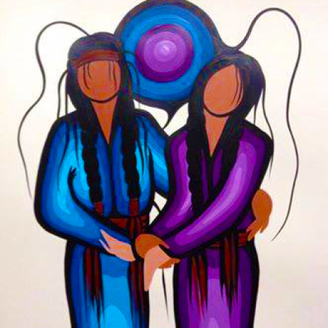 A love poem titled Do Not Be Afraid by First Nations poet Simone McLeod