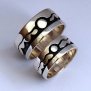 Ojibwe wedding rings My Voice sounds Across The Great Northern Lake